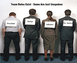 real team roles